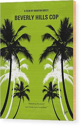 Beverly Hills Wood Prints