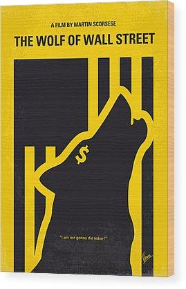 Prison Wood Prints