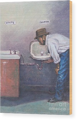 African American Artist Wood Prints