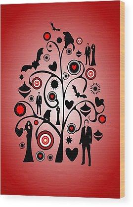 Tree Wood Prints