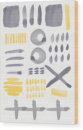 Quilts Wood Prints