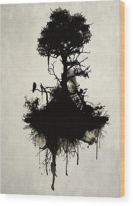 Death Wood Prints