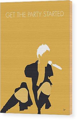 2001 Wood Prints