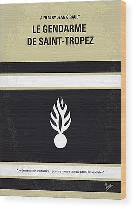 Saint Louis Wood Prints