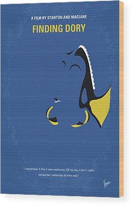 Marlin Wood Prints
