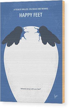 Memphis Design Wood Prints