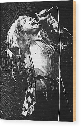 Led Zeppelin Album Cover Art | Fine Art America