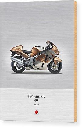 Suzuki Wood Prints