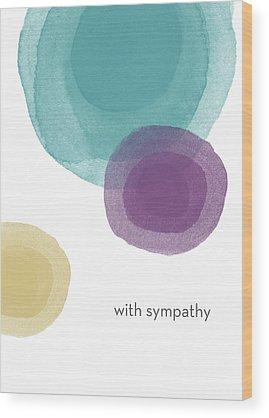 Sympathy Wood Prints