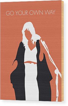 Fleetwood Mac Wood Prints
