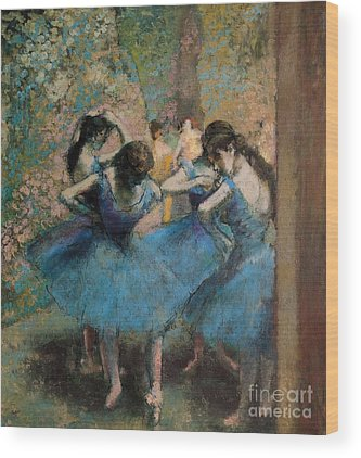 Dancer Wood Prints