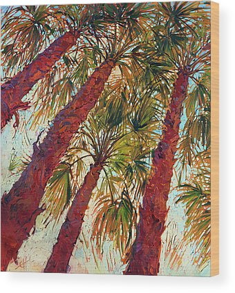 Designs Similar to Into The Palms - Diptych Left