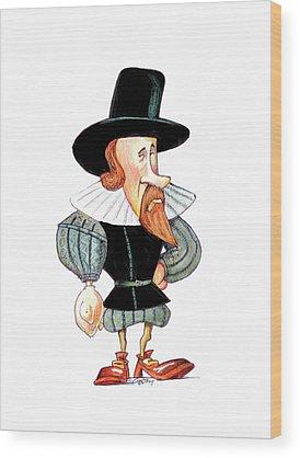 Francis Bacon Wood Prints