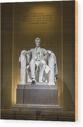 National Mall Wood Prints