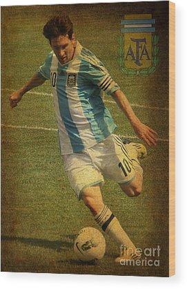 2010 Fifa World Cup Wood Prints