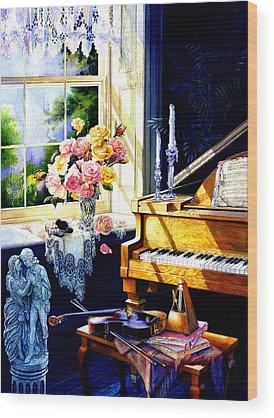 Fiddle Wood Prints