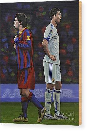 Madrid Wood Prints