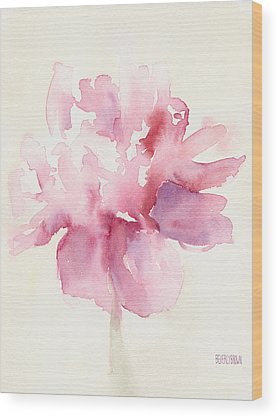 Modern Impressionist Wood Prints