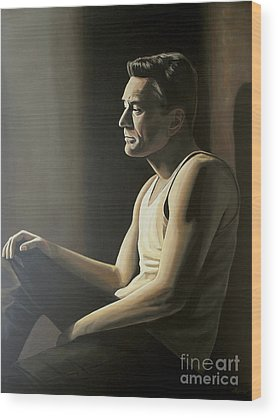 Robert De Niro Wood Prints