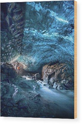 Cave Wood Prints
