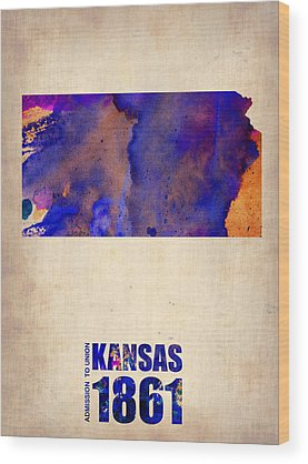 Kansas City Wood Prints