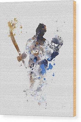 Cricket Wood Prints