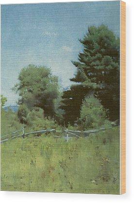 Dennis Miller Wood Prints
