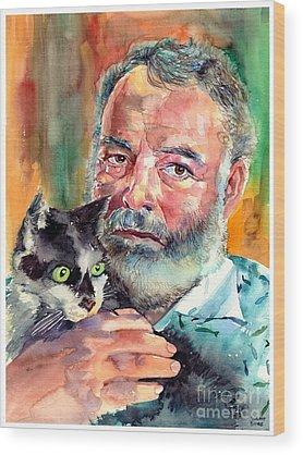 Hemingway Wood Prints
