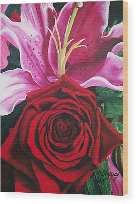 Sharon Knight Wood Prints