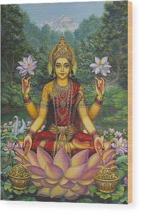 Indian Wood Prints