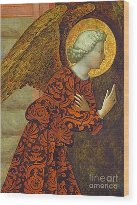 Angel Wings Wood Prints