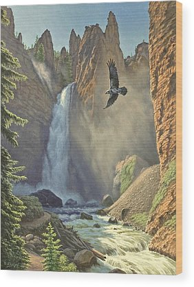 Osprey Wood Prints