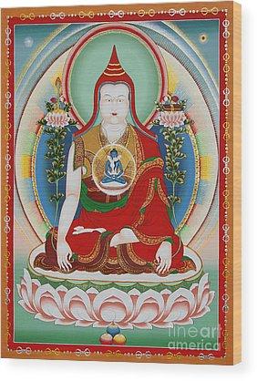 Guru Wood Prints