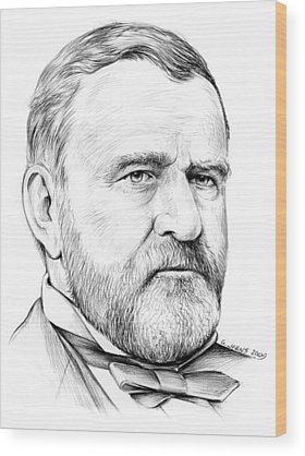 U. S. Presidents Wood Prints