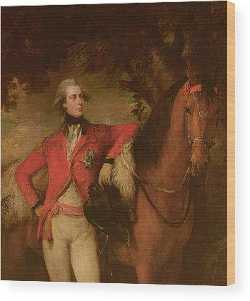 Hanoverian Wood Prints