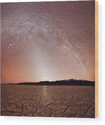 Alvord Desert Wood Prints