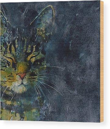 Tabby Wood Prints