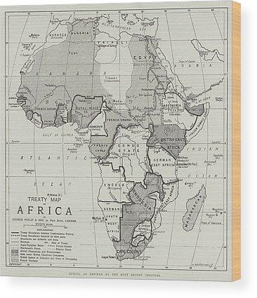 Treaty Wood Prints