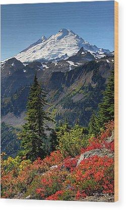 Peak Wood Prints