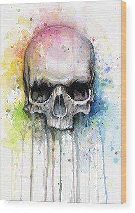 Bone Wood Prints