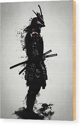 Armor Wood Prints