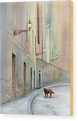 Vicenza Wood Prints