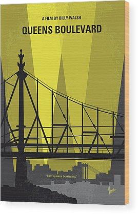 Adrian Grenier Wood Prints