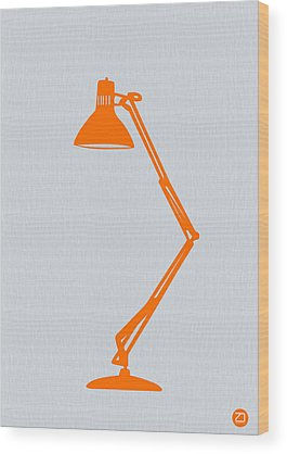 Designs Similar to Orange Lamp by Naxart Studio