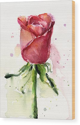 Rose Wood Prints