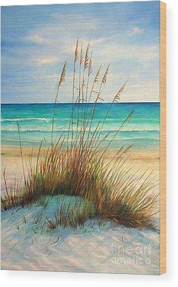 Grass Wood Prints