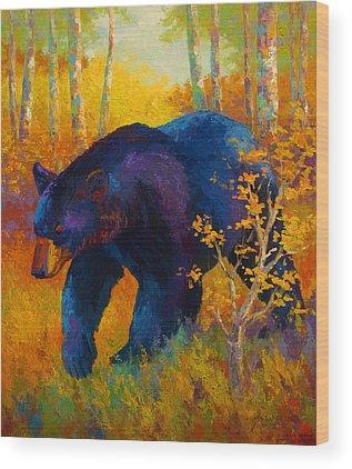 Wild Wood Prints