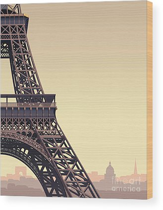 Designs Similar to Eiffel Tower At Sunset