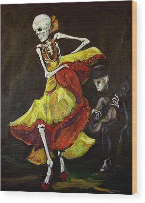 Flamenco Wood Prints