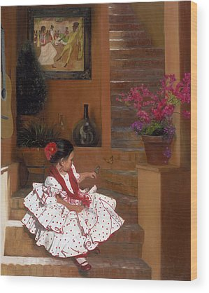 Mexico Wood Prints